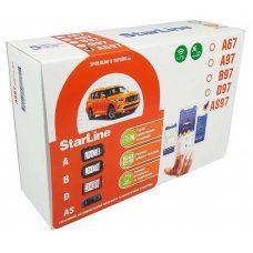 Автосигнализация StarLine AS97 BT 3CAN+4LIN LTE-GPS