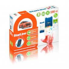 Автосигнализация StarLine S96 v2 BT 2CAN+4LIN GSM-GPS