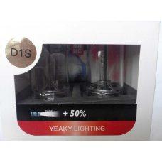 Ксеноновая лампа Yeaky D1S +50%