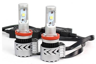 Светодиодные лампы головного света RS G8 H13 Bi 6500K