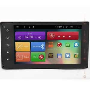 Универсальное штатное головное устройство для Toyota Universal RedPower 21071B (на Android)