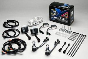 Комплект биксенона IPF XD45 H4 35Вт 4300K