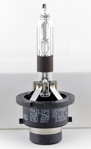 Ксеноновая лампа D2R Philips 85126+