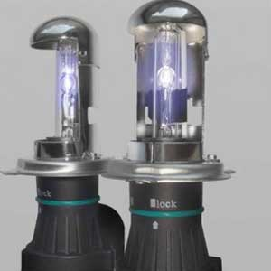 Биксеноновая лампа Infolight Pro H4 50W