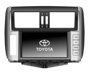 Штатная магнитола FlyAudio FA082NAVI для Toyota Land Cruiser Prado