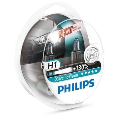 Галогенные лампы Philips X-treme vision