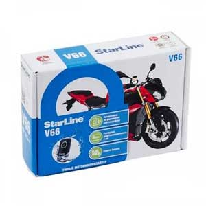 Мотоиммобилайзер StarLine MOTO V66