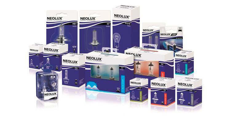 лампы neolux