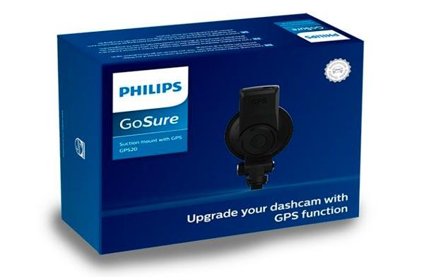 видеорегистратор Philips GoSure ADR620