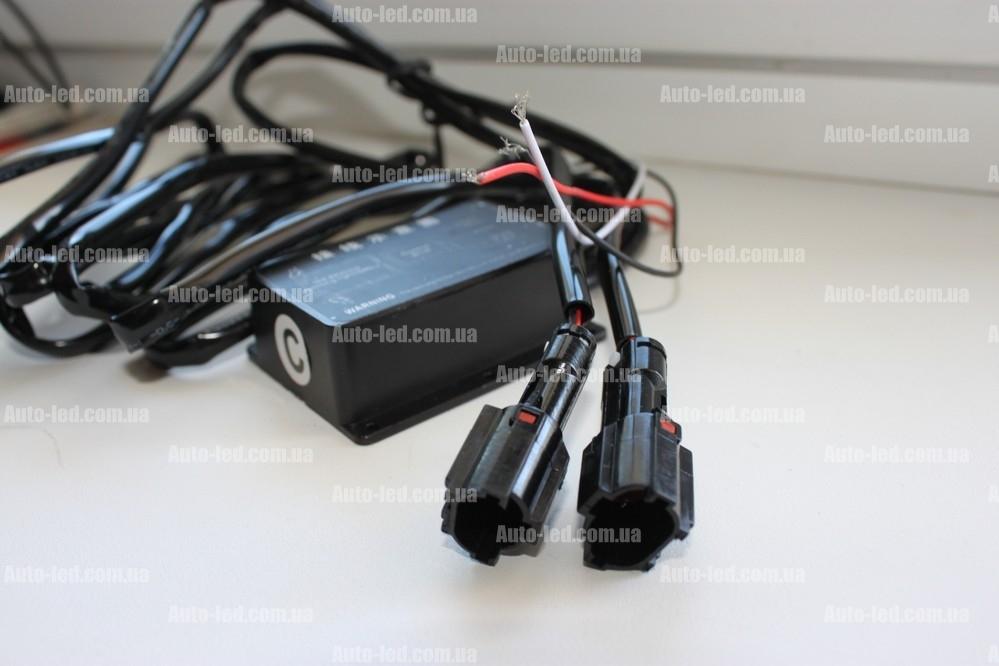 Фары дневного света на Honda CRV