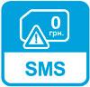 GPS трекер marker m130 оповещает в смс о низком балансе