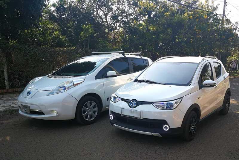 китайские электромобили в киеве в украине