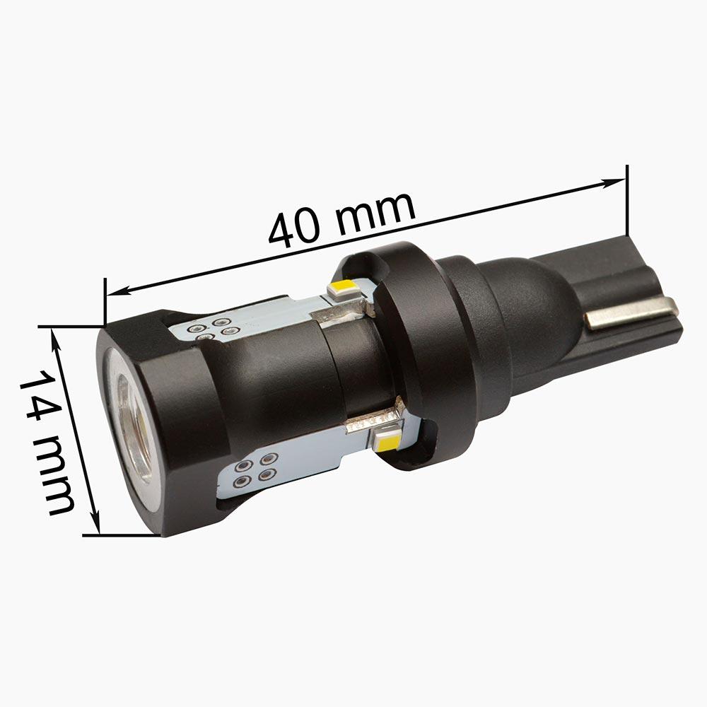 LED лампы для в задний ход