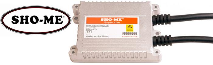 Комплект ксенона Sho-Me Pro (Slim