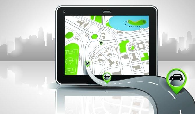 GPS трекер, маячок - система мониторинга транспорта