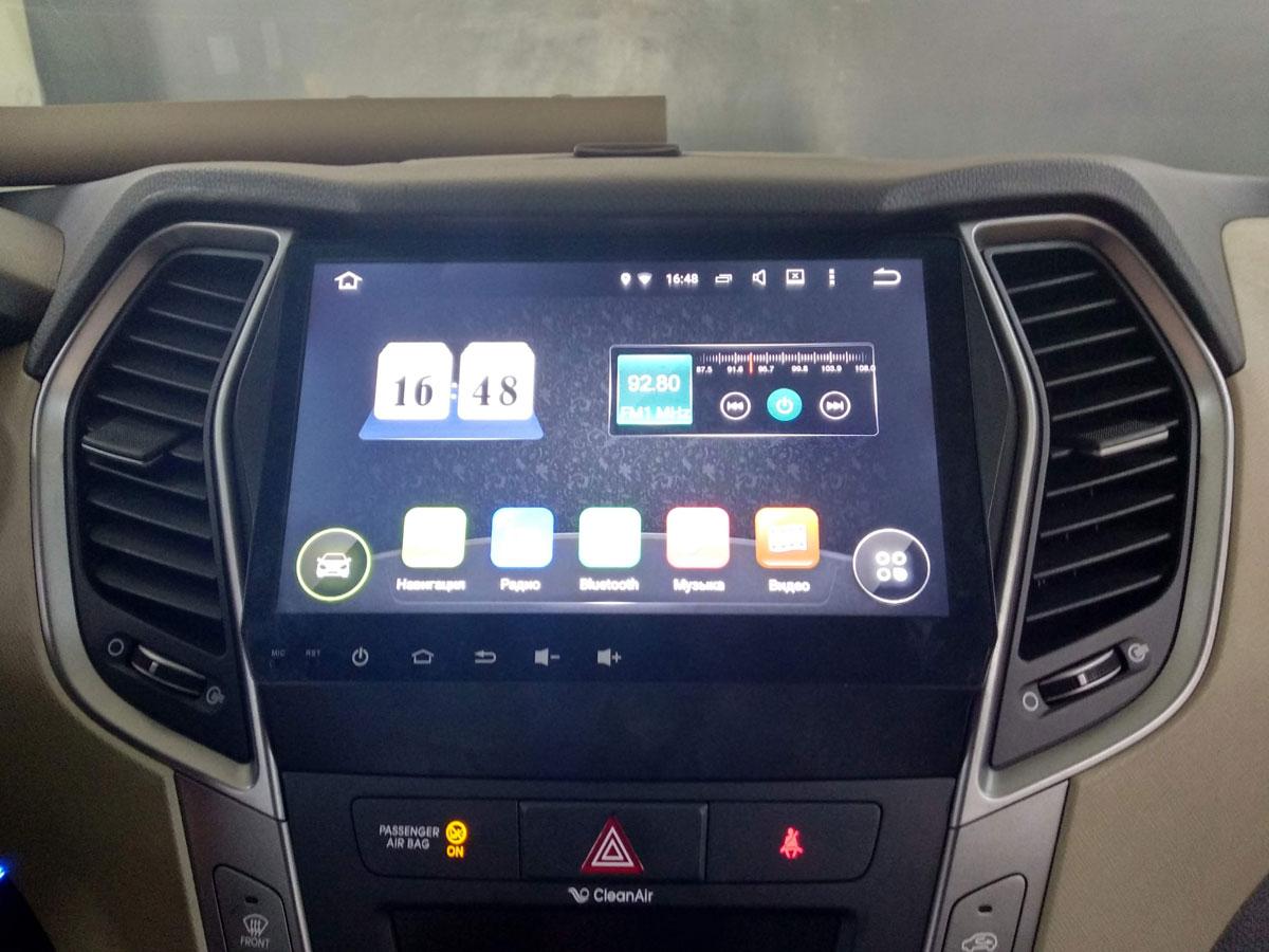Установка штатной магнитолы на Hyundai Elantra