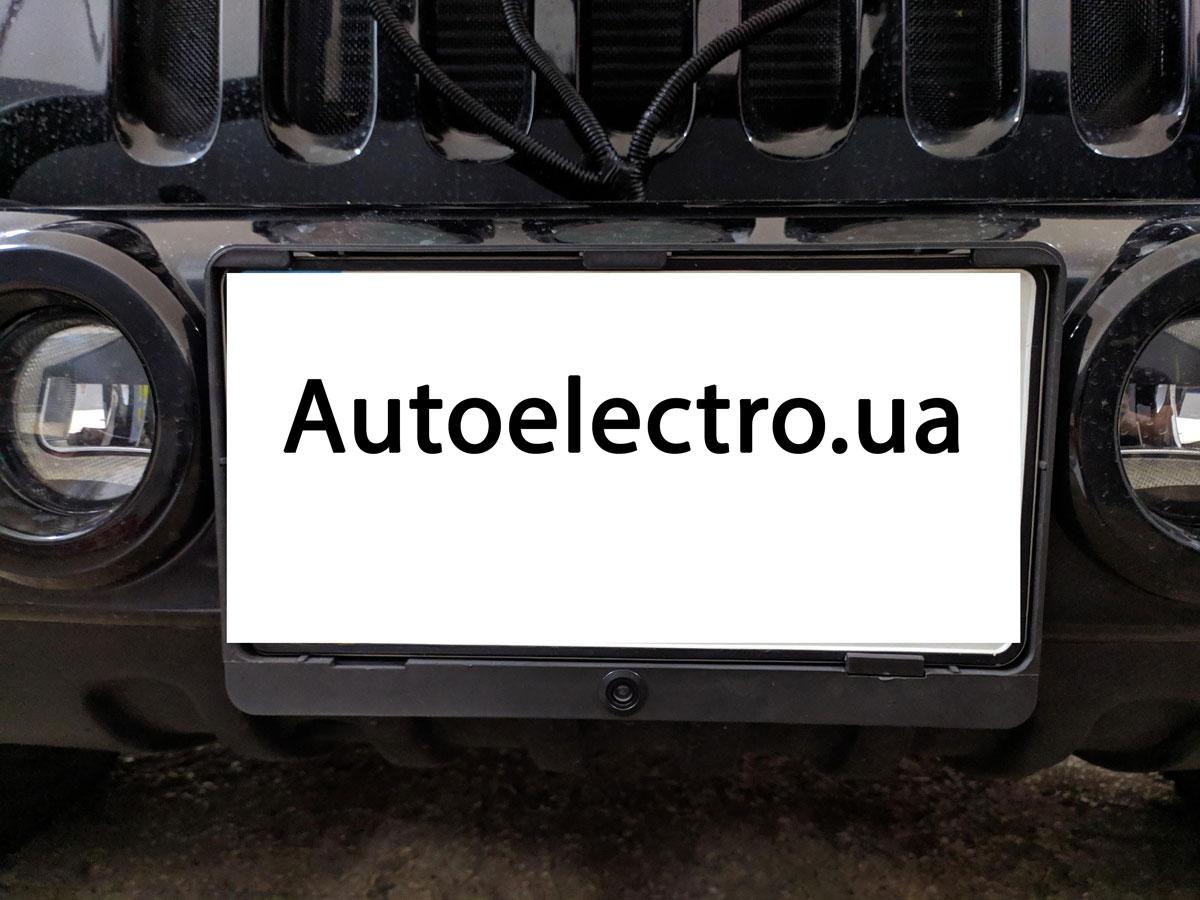 Установка штатной магнитолы на Jeep Wrangler