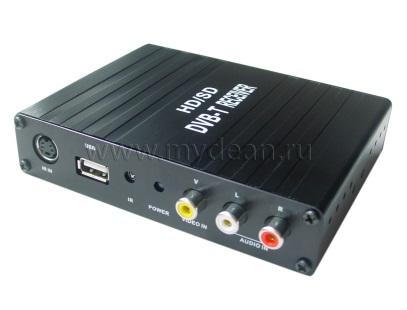 Цифровой ТВ тюнер на штатной магнитоле MyDean