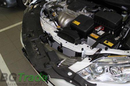 Установка фар дневного света (DRL, ДРЛ) на Toyota Camry V50