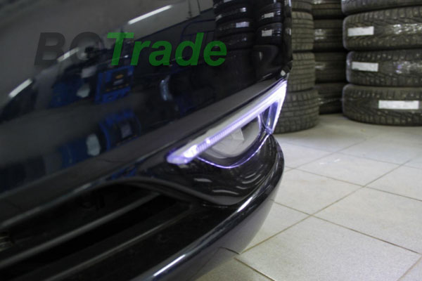 Установка DRL на Hyundai Sonata