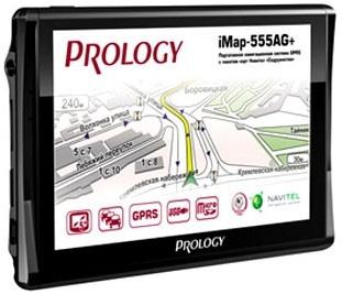 GPS навигатор Prology iMap-555AG