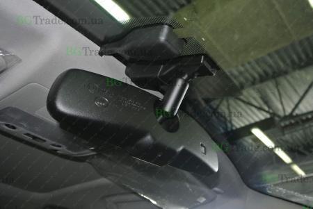Установка зеркала видеорегистратора на Toyota тип 4