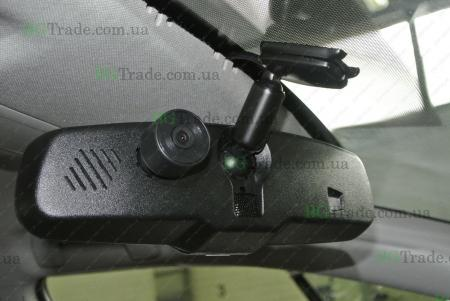 Установка зеркала видеорегистратора на Toyota тип 7