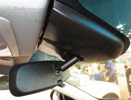 Установка зеркала видеорегистратора на Chevrolet