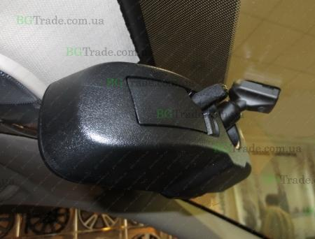 Установка зеркала видеорегистратора на Fiat тип 2
