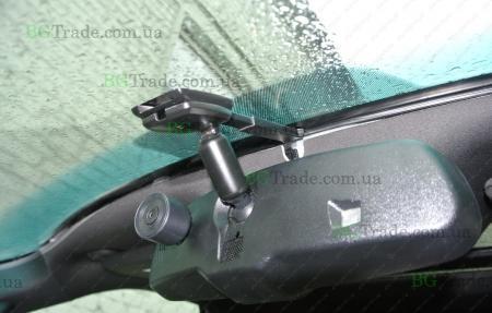 Установка зеркала видеорегистратора на Ford тип 1