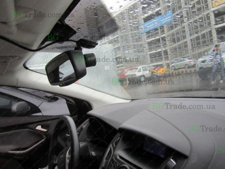 Установка зеркала видеорегистратора на Ford тип 2