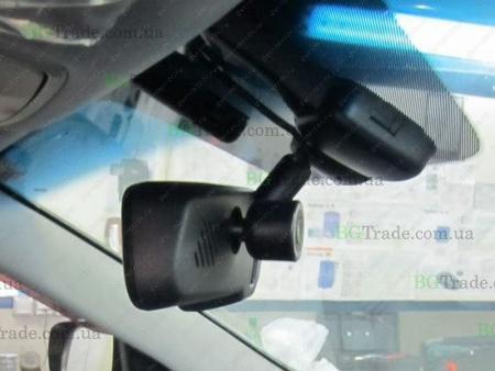 Установка зеркала видеорегистратора на Kia тип 7