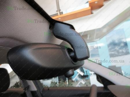Установка зеркала видеорегистратора на Land Rover тип 5