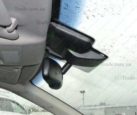 Установка зеркала видеорегистратора на Lexus тип 6