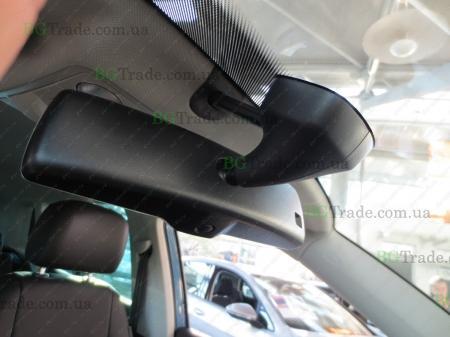 Установка зеркала видеорегистратора на VW тип 2