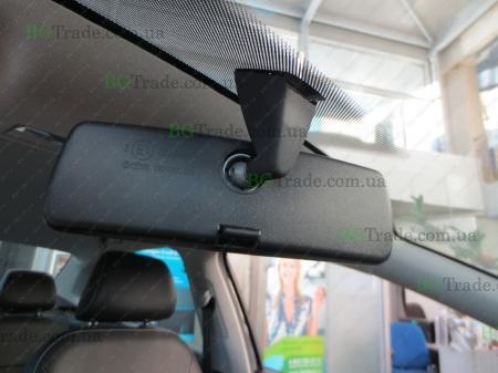 Установка зеркала видеорегистратора на VW тип 5